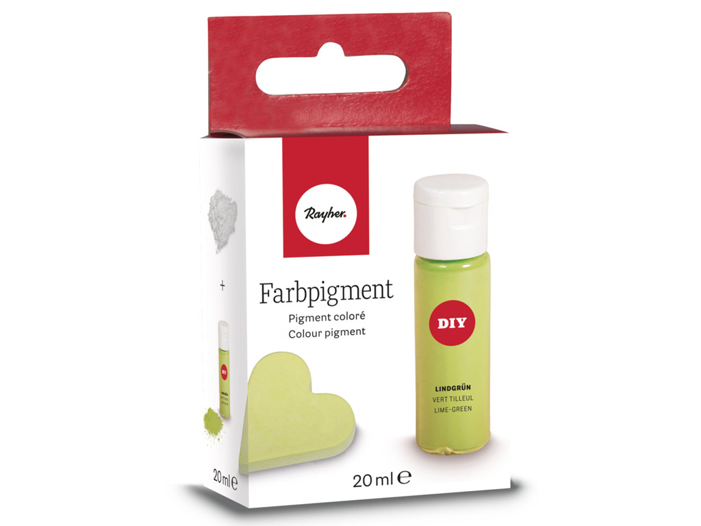 Pigmentas Rayher 20ml lime