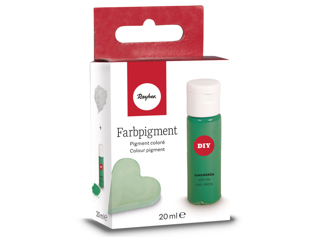 Pigment Rayher 20ml pine-green