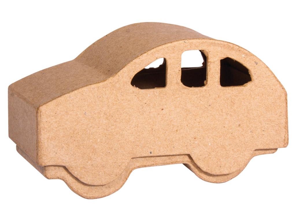 Kartoninė dėžutė Rayher automobilis 12x6.5x6.5cm