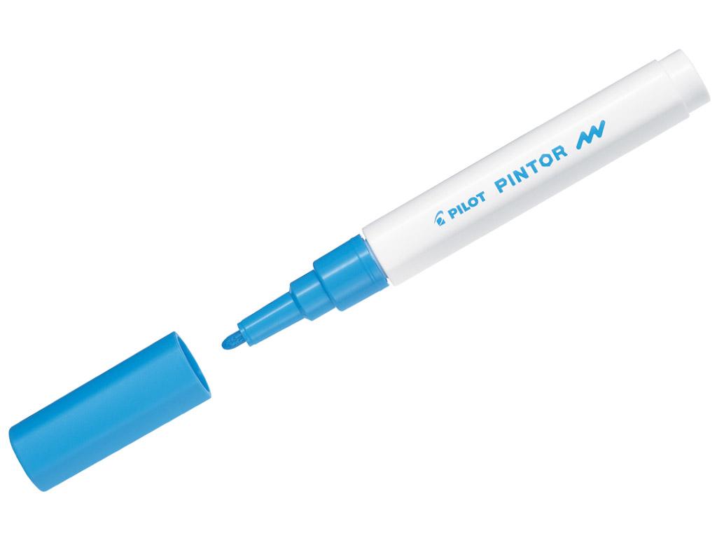 Marker Pilot Pintor F light blue