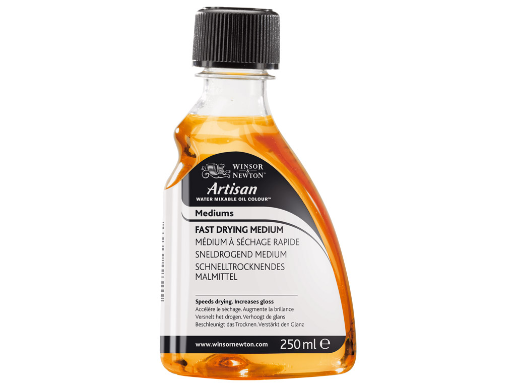Fast drying oil colour medium Artisan 250ml