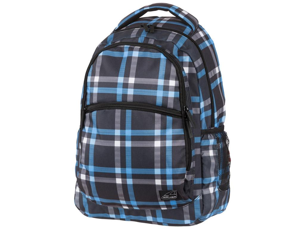 School bag Walker Base Classic cross blue