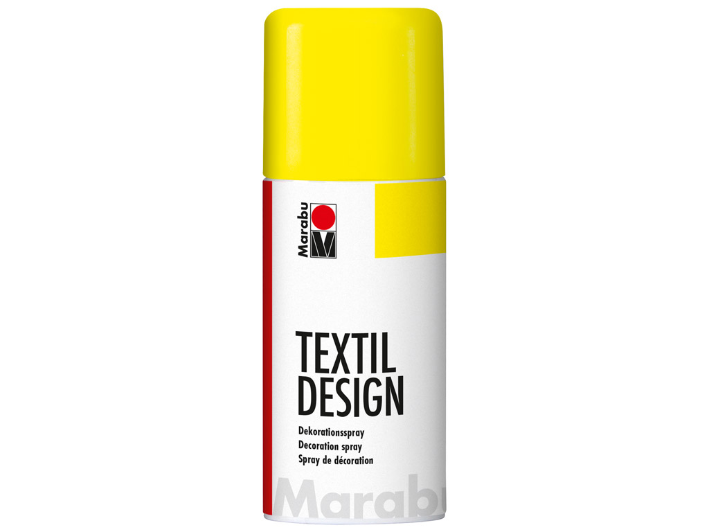Textile spray Textil Design 150ml 321 neon-yellow