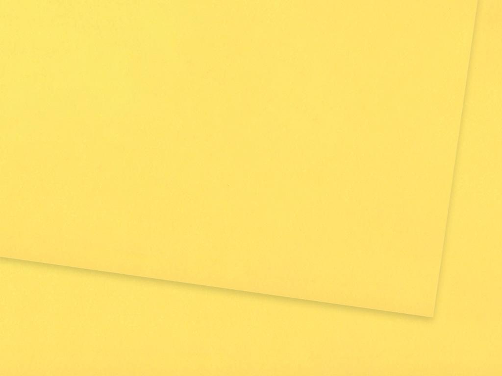 Tinted paper Ursus A4/130g 12 lemon yellow