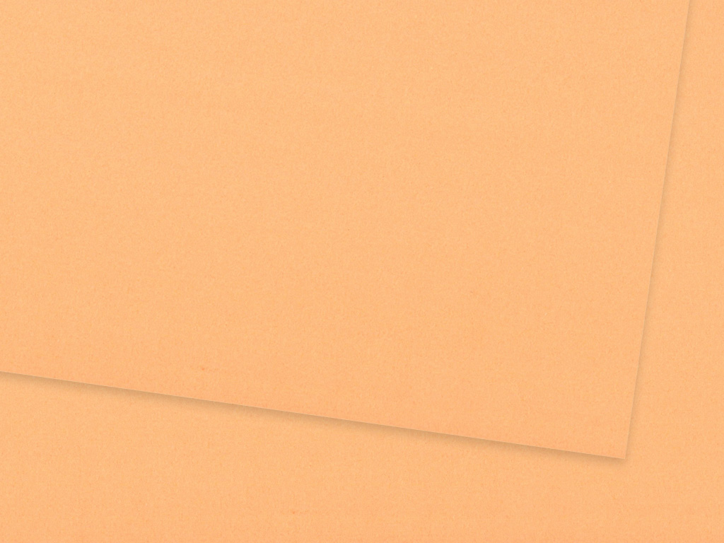Tinted paper Ursus A4/130g 16 apricot