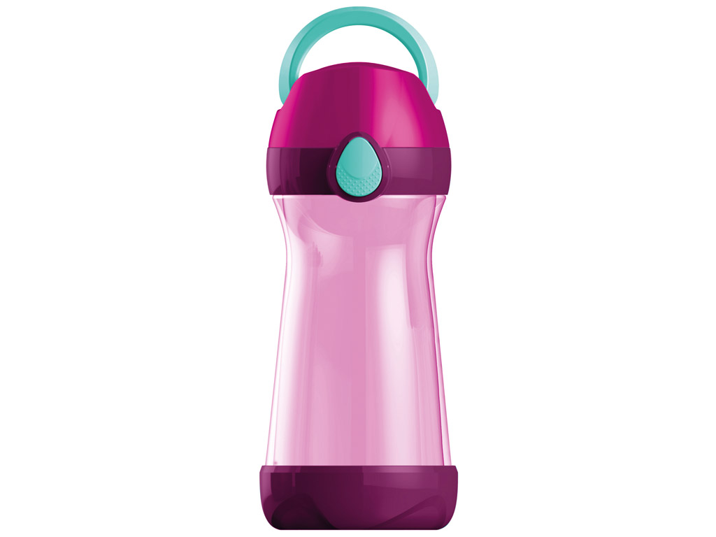 Water bottle Maped Picnik Kids Concept 430ml pink