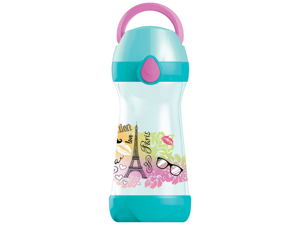 Water bottle Maped Picnik Kids Concept 430ml Paris Fashion