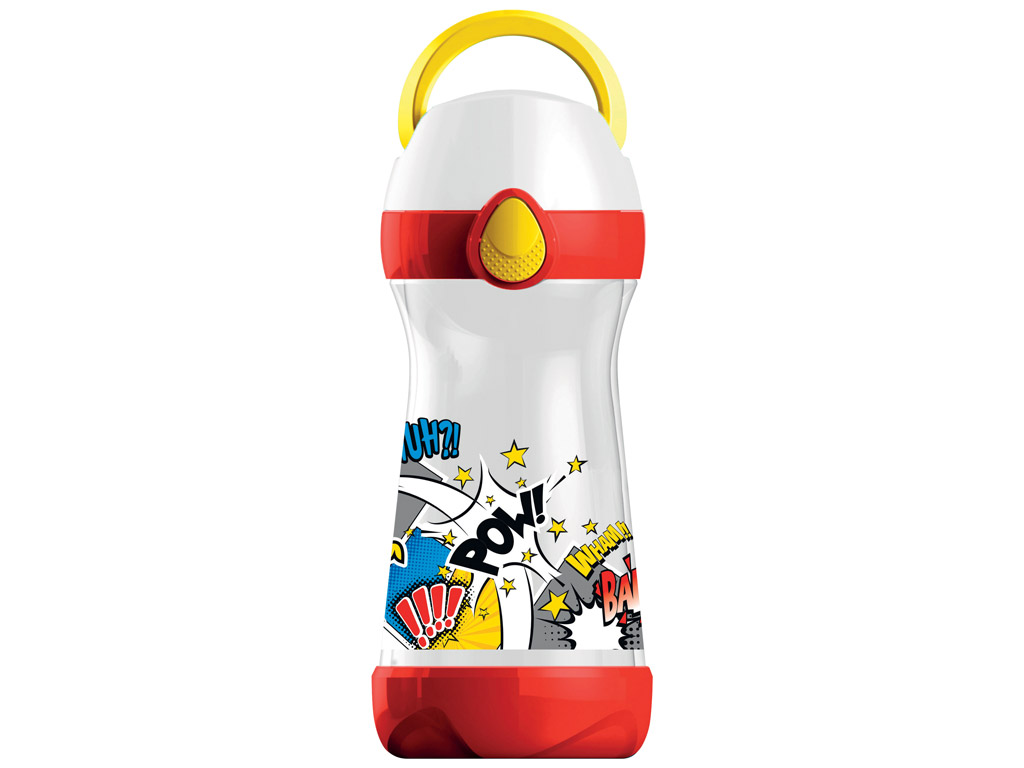 Water bottle Maped Picnik Kids Concept 430ml Comics