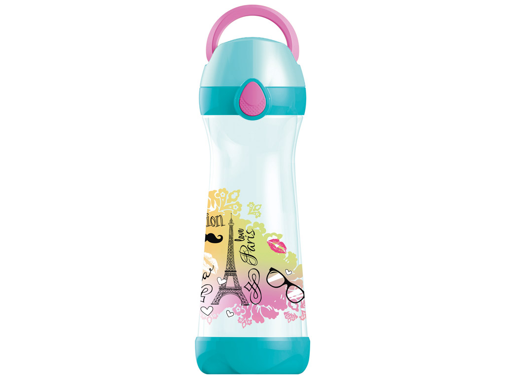 Ūdens pudele Maped Picnik Kids Concept 580ml Paris Fashion