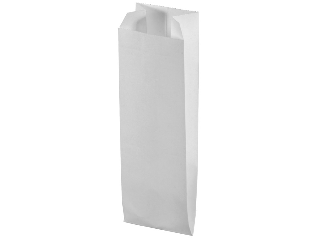 Popierinis maišelis Rayher 7x24cm 20vnt. balta