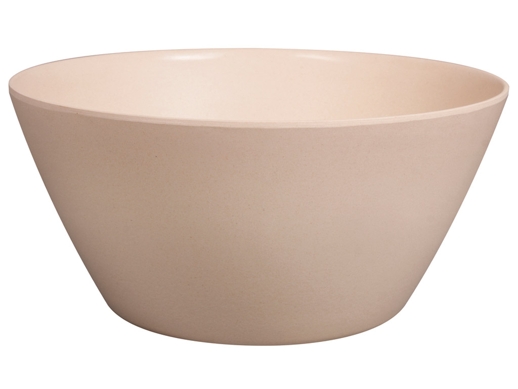Bamboo bowl Rayher d=14.7cm h=7cm
