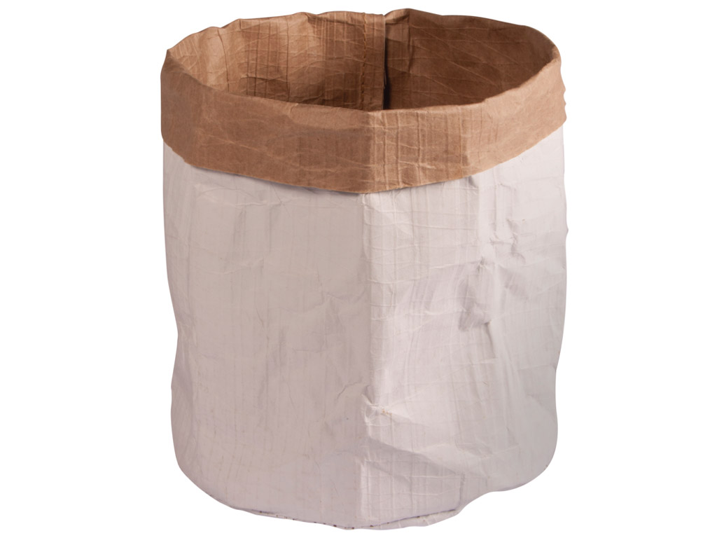 Papīra maiss Rayher ar apaļu pamatni d=35cm h=40cm