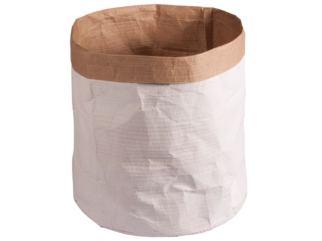 Paper sacks with round bottom Rayher d=40cm h=44cm