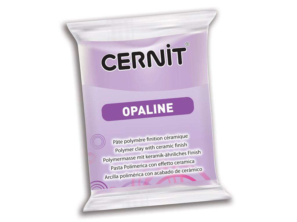 Polymer clay Cernit Opaline 56g 931 lilac