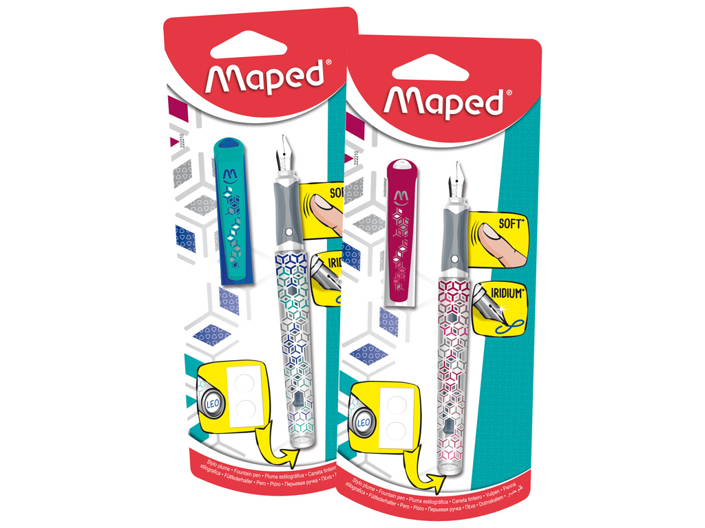Sulepea Maped Classic blistril