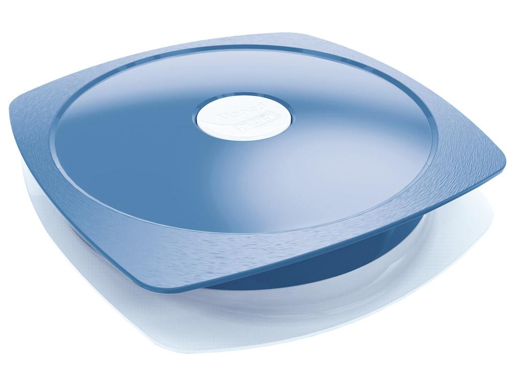 Priešpiečių dėžutė-lėkštė Maped Picnik Adult Concept 900ml storm blue