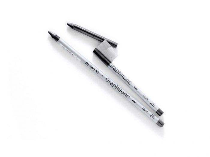 Graphite pencil Derwent Graphitone