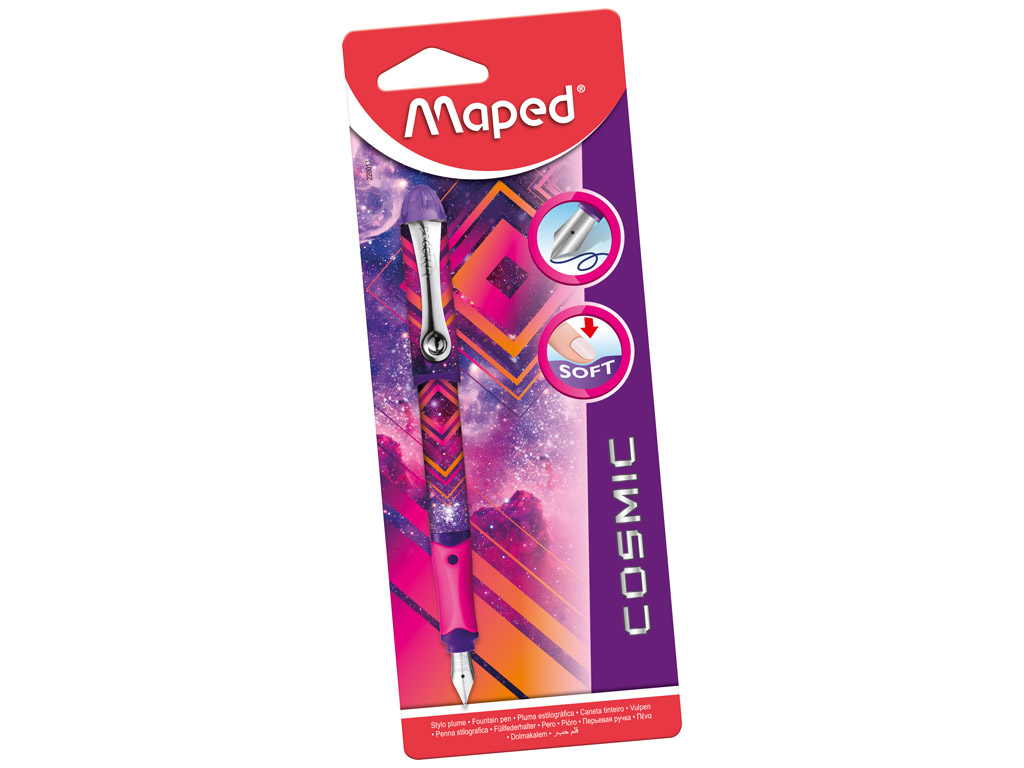 Sulepea Maped Cosmic Teens Pink blistril