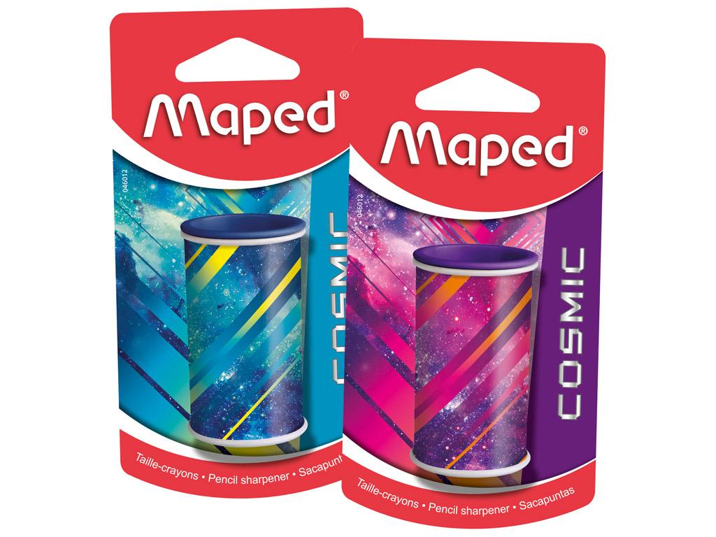 Teritaja Maped 2 auguga Cosmic Teens blistril
