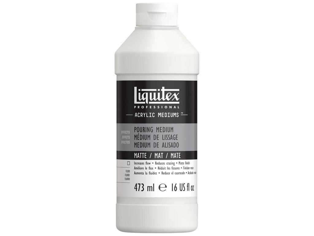 Pouring medium Liquitex Matte 473ml