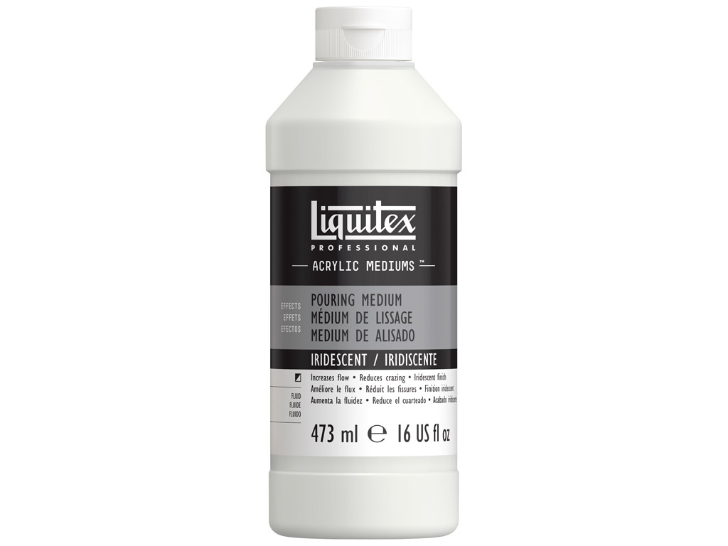 Pouring medium Liquitex Iridescent 473ml