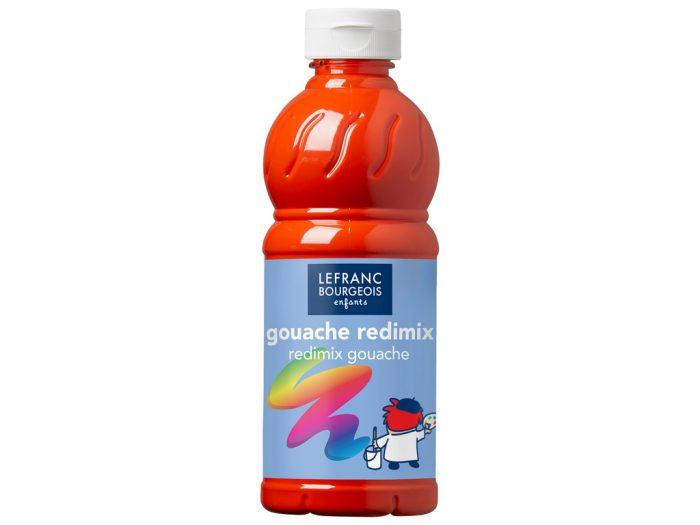 Gouache LB Enfants Redimix 500ml - 1/4