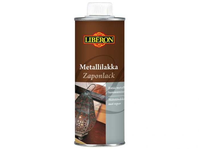 Metal Varnish Liberon 250ml