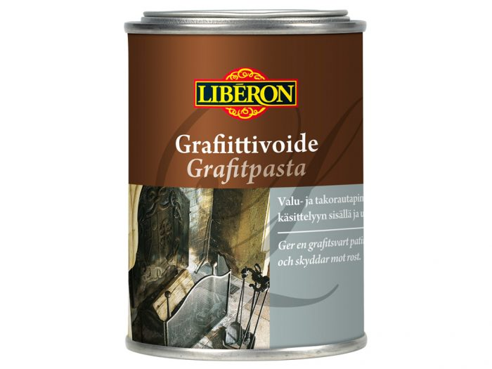 Grafīta pasta Liberon 250ml