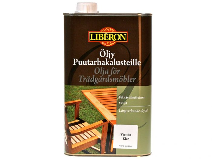 Garden Furniture Oil Liberon 1L