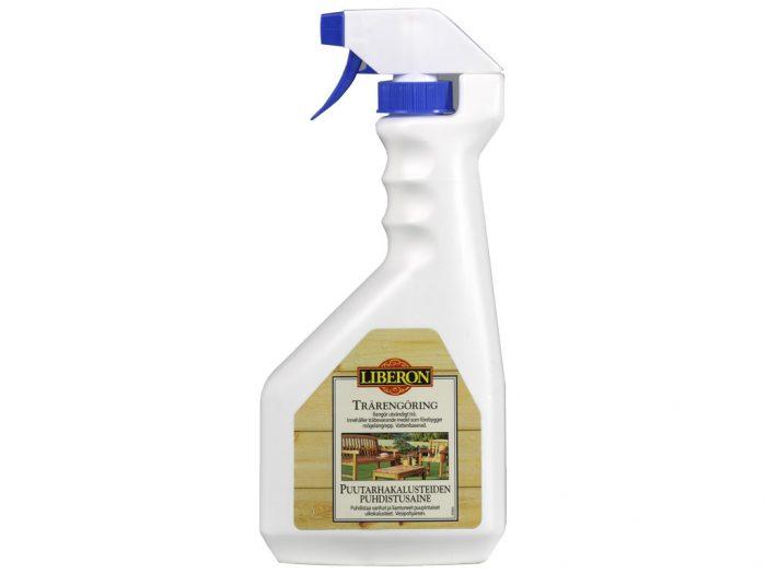 Garden Furniture Cleaner Liberon 750ml spray