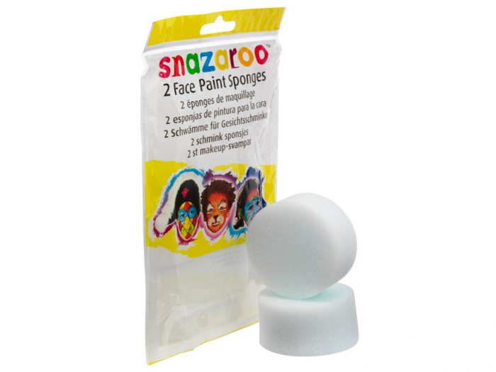 High density sponge Snazaroo