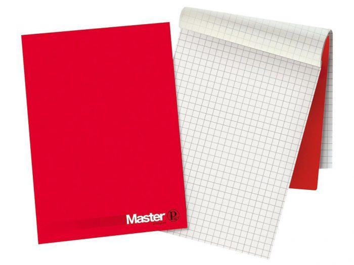 Notepad Pigna Master