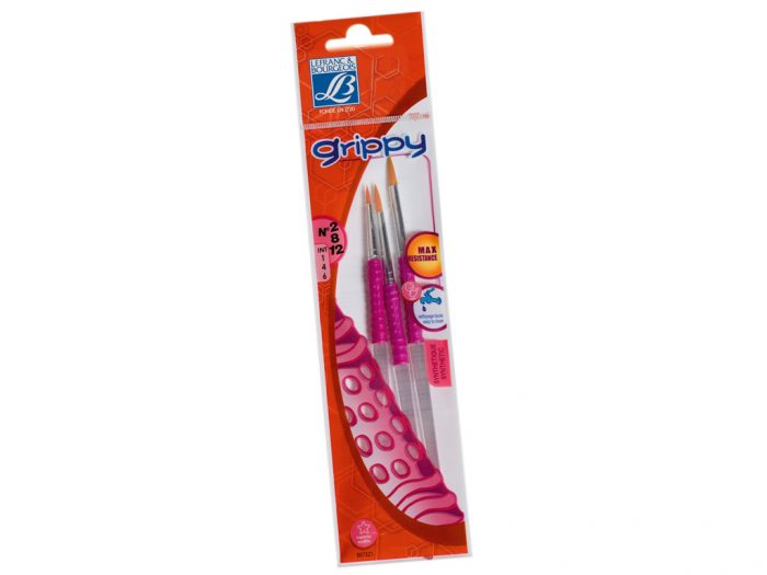 Brush L&B Education Grippy synthetic