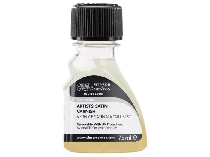 Satin varnish for oil Winsor&Newton Artists'