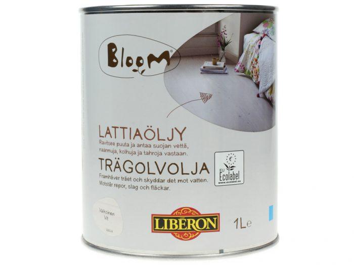 Floor oil Bloom 1L