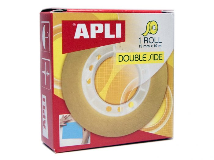 Self-adhesive tape Apli double side