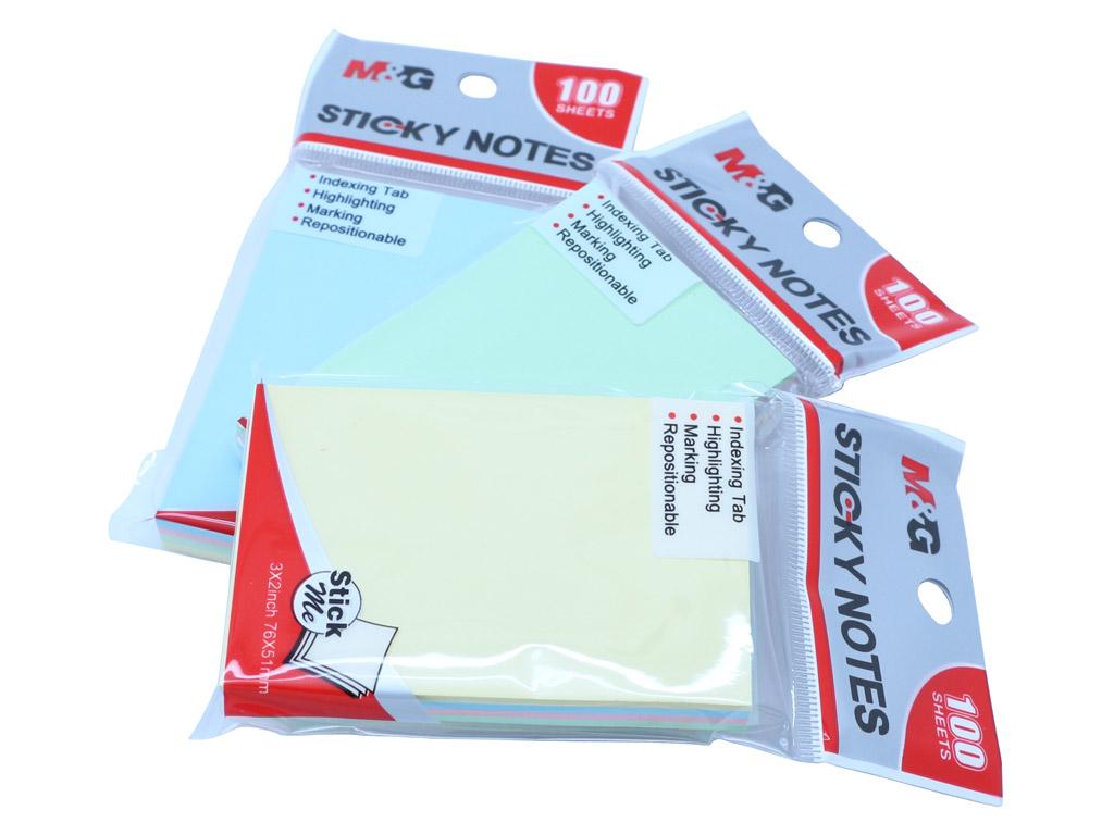 Papīrs piezīmēm M&G