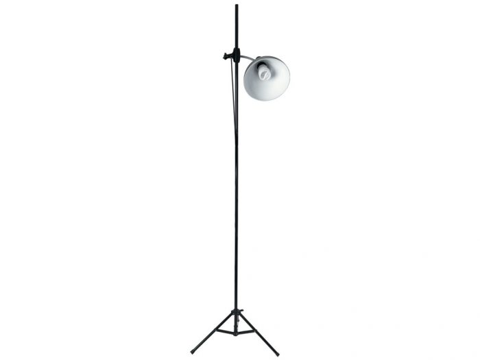 Artist studio lamp Daylight Clip-on - 1/4