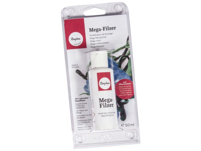Mega felting fluid Rayher 50ml