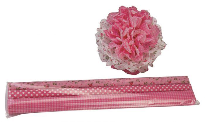 Kreppapīrs Mille Fleurs 50x200cm
