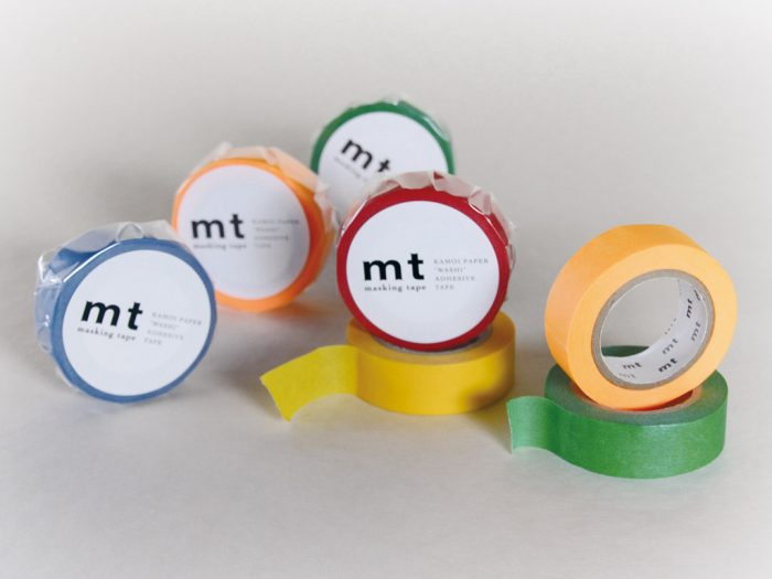 Masking tape mt 1P basic - 1/5