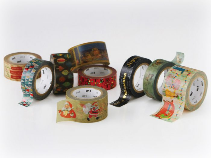 Masking tape mt Christmas