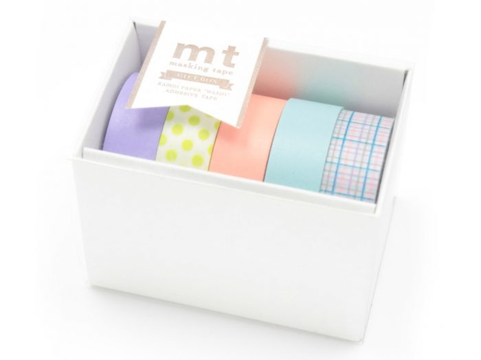 Masking tape mt gift box 5pcs