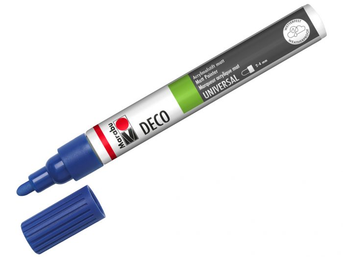 Marker Marabu Deco 3-4mm - 1/6