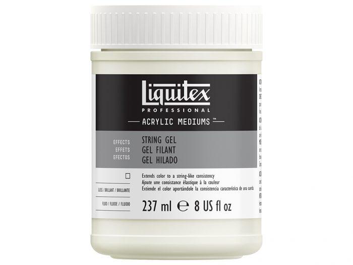 String gel medium Liquitex - 1/2