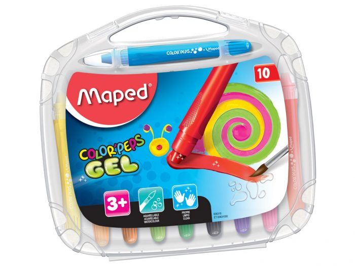 Gel crayon Maped Color'Peps - 1/3