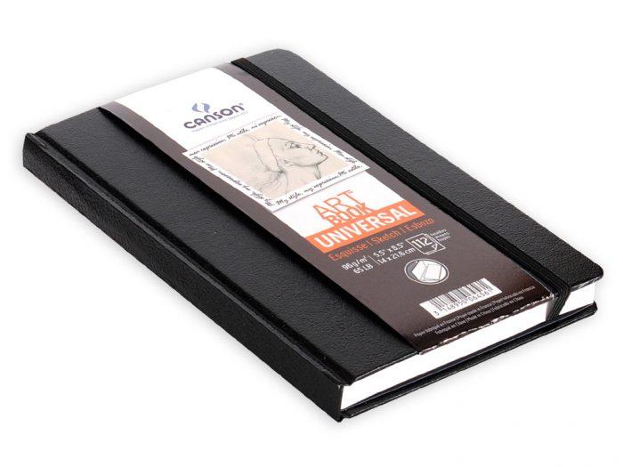 Eskiisiplokk Canson Art Book Universal - 1/2