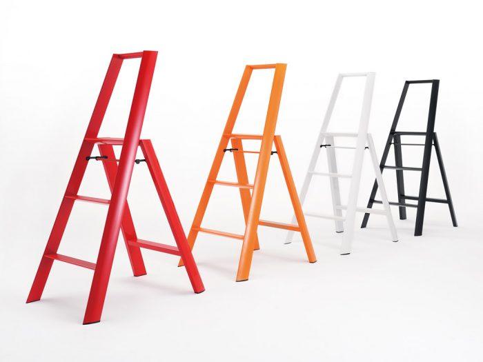 Ladder Metaphys Lucano 3 step - 1/3