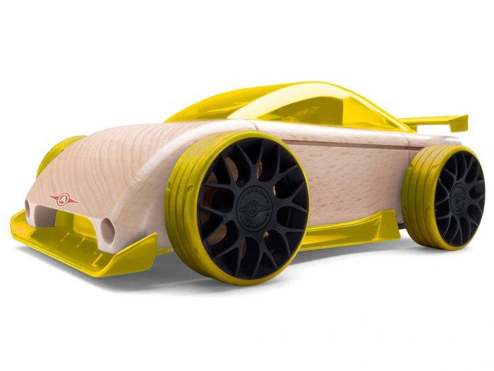 Žaislinis automobilis Automoblox Mini C9-R sportscar