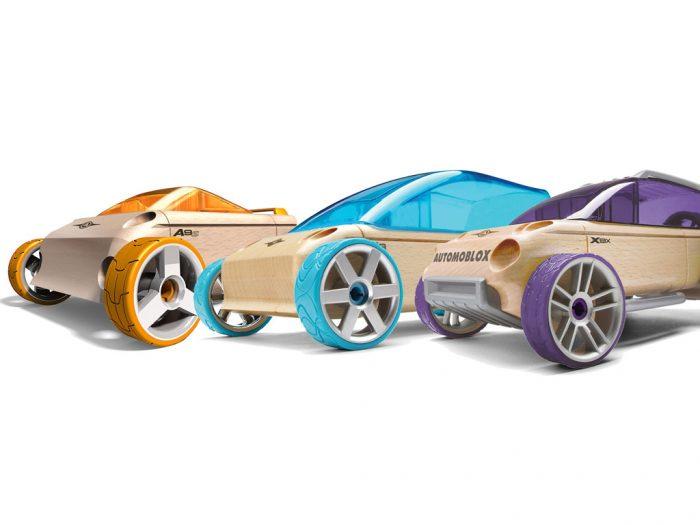 Rotaļu auto Automoblox Mini komplekts A9-S/M9/X9-X